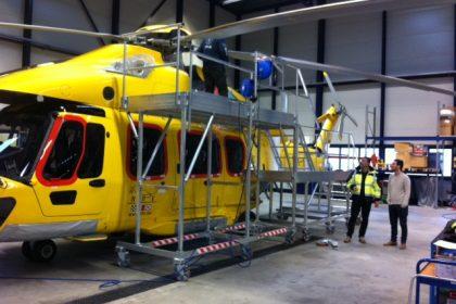 ASC Helikopter platform