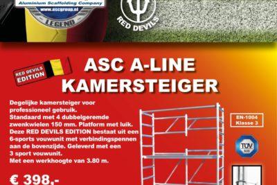 ASC Actie: Red Devils WK
