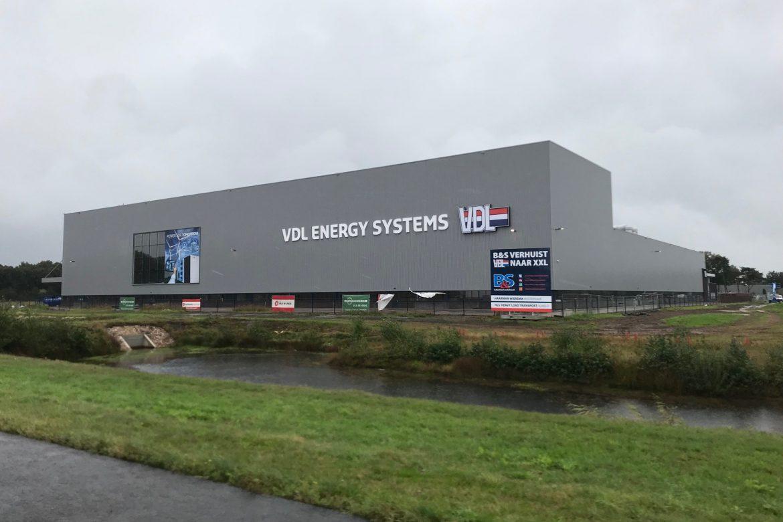 Randbeveiliging – VDL Energy Systems